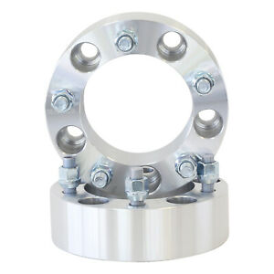 2 5x5 5 5x139 7 Wheel Spacers Adapter Jeep Ford Dodge 5x5 5 2 Inch 1 2 X20