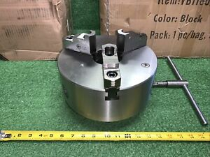 New 10 Bison 3 Jaw Lathe Chuck Direct Mount Spindle 3245 10 6