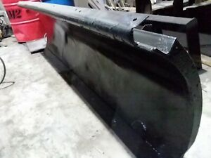 Skid Steer Snow Plow Blade 7 6 Wide
