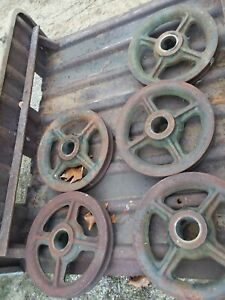 Wire Rope Sheave