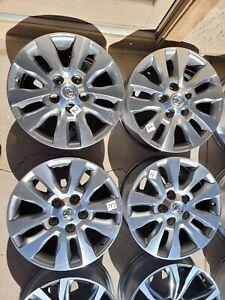 2008 2020 Toyota Tundra Sequoia 20 Factory Oem Wheels Rims Set Of Free Shipping