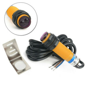Photoelectric Switch Sensor Infrared Replacement 0 5khz 300ma Portable