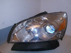 2007 2009 Saturn Outlook Drivers Side Headlight Assembly