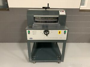 Challenge Spartan 185sa 18 5 Paper Cutter 2008 Professionally Serviced