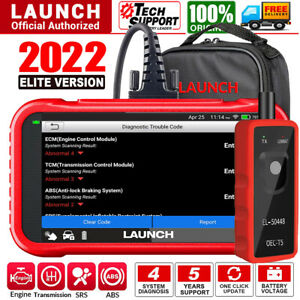 Launch Crp123e Obd2 Scanner Abs Srs Code Reader Check Engine Car Diagnostic Tool