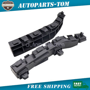 Front Bumper Bracket Beam Mount Support For Honda Accord 2008 2011 2012 1 Pair