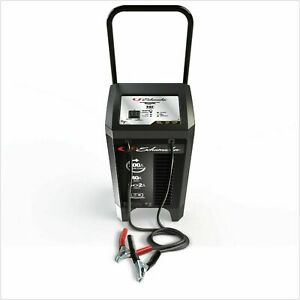 Automotive Battery Charger Wheeled Dead Portable 200amp Jump Start Heavy Duty