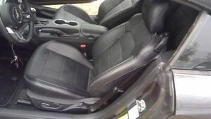Driver Front Seat Bucket Convertible Leather Fits 15 17 Mustang 148970