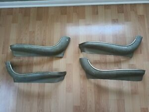 1967 1968 Chevelle Gto Skylark Cutlass All Gm Bucket Seat Lower Side Covers Oem
