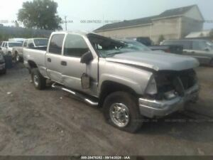 Engine 6 6l Turbo Diesel Vin 2 8th Digit Fits 04 05 Sierra 2500 Pickup 333554