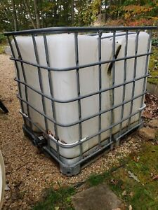 275 Gallon Ibc Tote Tank Water Read Description
