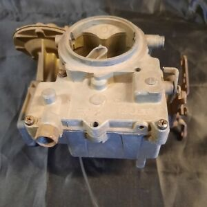 Gm Rochester 2 Jet Carburetor Two Barrel Free Shipping