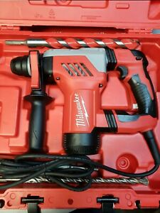 Milwaukee 5268 21 1 1 8 Inch Sds Plus Rotary Hammer Kit
