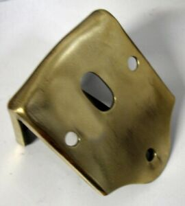 Angle Mount Brass Speedometer Bracket Stewart Jones Model T Ford Cadillac Reo