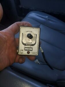 Western Fisher Snow Plow Controller 6 Pin