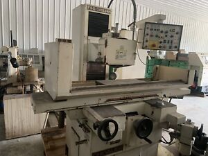 Chevalier 12 x 24 Automatic Surface Grinder