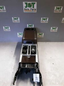 2015 2016 Ford F150 Center Floor Console F 150 Floor Shifter Platinum