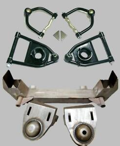 1949 1954 Chevy Car Mustang Ii 2 Front Suspension Crossmember Tubular A Arms