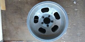 15x8 5 Et Aluminum Slot Wheel
