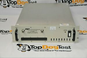 Comtech Pst Ar857198 15 Solid State Rf Amplifier 850 1900mhz 15 Watts