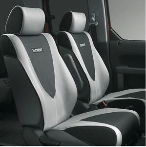 Two New Oem Honda Element 03 06 All season Seat Covers Pair 08p33 scv 100
