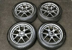 4 Audi A3 S3 Vw Golf Gti Jetta Gli 17 Wheels Blizzak Winter Snow Tires