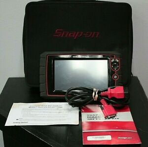 Snap On Solus Edge Diagnostic Scanner Eesc320 Version 20 2 Eur Asian Us 011chb