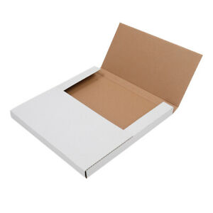 100 X Premium Lp Record Album Book Box Mailers 12 5 X 12 5 X 1 2 Or 1