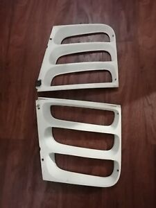 1973 74 Se Charger Louvers For Side Window Very Nice Condition