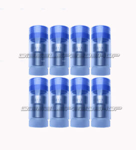 6 5l Marine Nozzles Chevy Gm 6 5 Turbo Diesel Performance Set Of 8 New