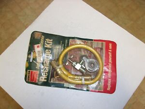 8322 Sercon Auto Air Conditioner Recharge Service Kit For Use With R 12