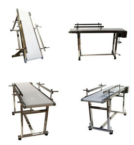All Kinds Of Conveyor Machine Flat Conveyor For Transporting Stainless Frame