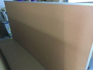 Mastervision Ca211170 Cork Bulletin Board 48 X 96 local Pickup Only