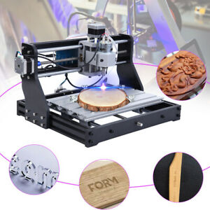 Cnc3018 Pro Desktop Laser Engraving Machine Diy Logo Marking Printer Engraver