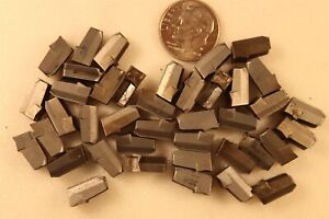 Lot Of 40 Kennametal Equivalent Parting Grooving Carbide Inserts Kc5025