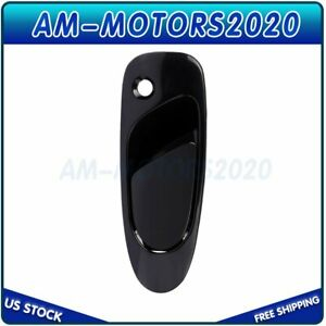 Passenger For Honda Del Sol Civic Rh Door Handle Outer Exterior Front Right Side