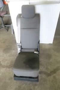2015 2020 Ford F150 Front Center Seat Only Grey Cloth Mg For 40 20 40 Bench Seat