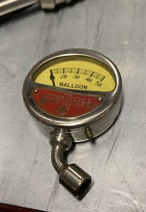 The Moto Meter Tire Tester Indian Vintage