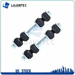 New Front Right And Left Sway Bar Links 2 Pcs Fit For 1968 1970 Chevy Chevelle