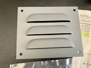 A vk43 Hoffman Louver Plate new In Factory Packaging