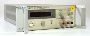 Agilent hp E3616a 60 W 0 35 Volts 1 7 Amp Power Supply look ref 695g