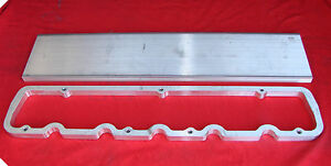 1 2 Cnc Billet Valve Cover Spacer Chevy 194 230 250 292 Inline Six