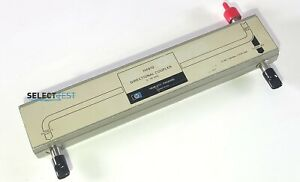 Agilent hp 11691d 2 To 18 Ghz Coaxial Directional Coupler look ref 129g