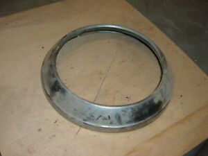 1950 1951 1952 Oldsmobile 88 Or 98 Headlight Trim Ring Bezel