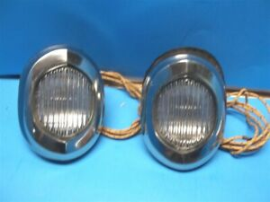 Vintage 1952 Oldsmobile Deluxe 88 Accessory Back Up Light new