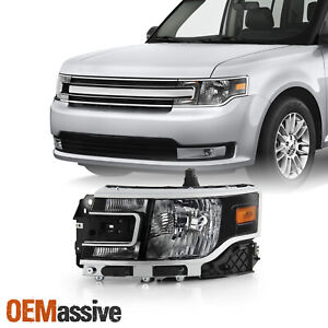 Fits 2013 2019 Ford Flex Oe Factory Style Headlights Left Driver Side Housing