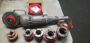 Ridgid 700 Electric Pipe Threader With 6 Dies New Cord