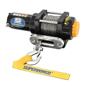 Superwinch 1140230 Lt4000sr Winch