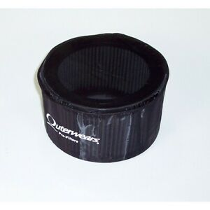 Outerwear Pre Filter 6 Round 3 5 Tall Black Dunebuggy Vw