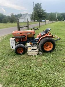 Kubota B6100 Tractor Diesel Belly Mower Can Ship 650 Lower 48